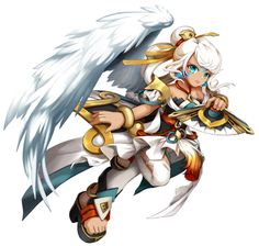 Grand Chase's Rin, Chaotic | KOG Co., Ltd.