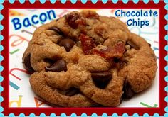 Hugs & CookiesXOXO: BACON IN YOUR CHOCOLATE CHIP COOKIE? YAY OR NAY?