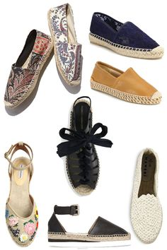 espadrilles 2016 - a- note - on - style