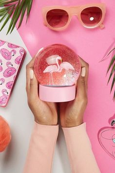 17 Flamingo Desk Accessories That Make Work Feel Like a Vacation