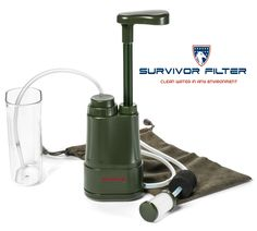 Survivor Filter® WINTER SALE + Get a Free Set of Canteens ($11.55 Value) with Every Purchase!