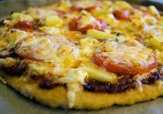 FODMAP-keittiöni: Gluteeniton pitsa ja tomaattikastike