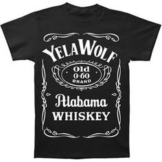 yelawolf whiskey, I can't wait till the rest of his New Clothing Line comes out!!