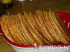 Hungarian Desserts, Hungarian Recipes, Cookie Recipes, Snack Recipes, Healthy Recipes, Snacks, Torte Cake, Small Cake, Food For Thought