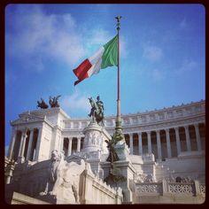 #Rome Altare della Patria