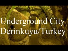 the underground cities spread all around turkey are great opportunity for shooting action, mystry, historical, myth and many types of movies for more locations in turkey check www.photo-production-turkey.com
