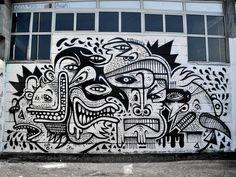 TOSCO, Lisbon - unurth   street art