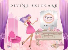 Cupecake Organic Divine Skincare