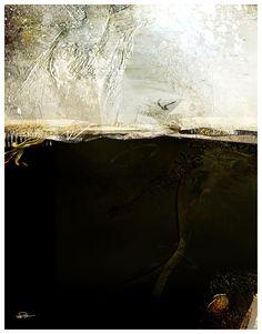 """""""Below A Textured Sky"""" - Digital Art by James Verdoorn"""