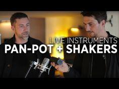Pan-Pot Studio Interview: Recording Handheld Shakers