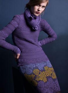 Slow clothes, fair made. Design Solveig Hisdal.