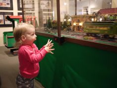 Train fans of all ages feel the excitement of model trains at Wenham Museum's Bennett E. Merry model train gallery!