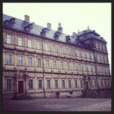 New Residenz- Bamberg, Germany