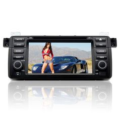 Road Sturm II - 8 Inch 1 DIN Android Car DVD Player For BMW (GPS, DVB-T, Bluetooth, 8GB)