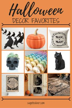 Halloween Decor Favo