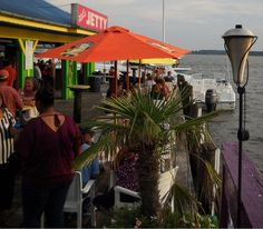 The 17 Best Waterfront Bars in Maryland