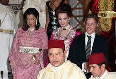 Princess Lalla Meryem of Morocco Princess Lalla Salma of Morocco King Mohammed VI of Morocco Roi Mohamed 6, Lalla Salma, Style Marocain, My Gems, Duchess Of Cornwall, Royal Jewels, Royal Fashion, Colored Diamonds, Morocco