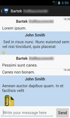 Privy Chat for Facebook para Android
