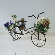 Bicicleta 3 Cestas :: Loja Dom Mascate