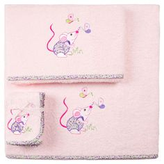 Kids Raton Towel - Towels - Bathroom - United Kingdom