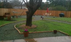 My backyard :)