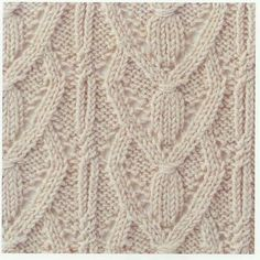 Lace Knitting Stitch #30