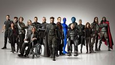 A gallery of X-Men: Days of Future Past publicity stills and other photos. Featuring Hugh Jackman, Jennifer Lawrence, Michael Fassbender, James McAvoy and others. Marvel Dc, Marvel Comics, Scott Eastwood, Nicholas Hoult, Ghost Rider, Hugh Jackman, Keanu Reeves, Stan Lee, Movie Characters