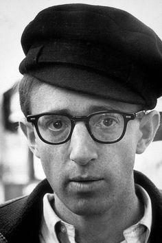 Woody Allen, love love love him xxxx