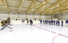 Riihimäen jäähalli. Kuva: Pekka Hovi