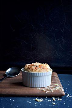 Cheese & Wasabi Soufflé | alanabread