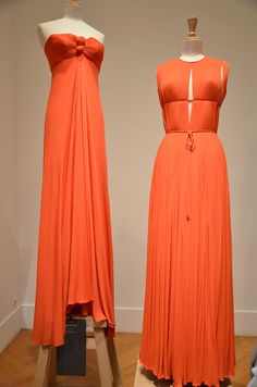 Madame Grès Evening Gowns