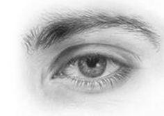 How to draw eyes. Eye drawing Lessons and step by step drawing tutorials. Learn how to draw and sketch eyes and create great cartoons, illustrations and drawings with these free drawing lessons. Human Eye Drawing, Realistic Eye Drawing, Guy Drawing, Learn Drawing, Drawing Lessons, Drawing Techniques, Drawing Tutorials, Drawing Tips, Drawing Ideas