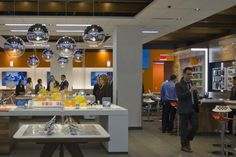 The redesigned store, the company's first in New York City, opened just in time for Black Friday.