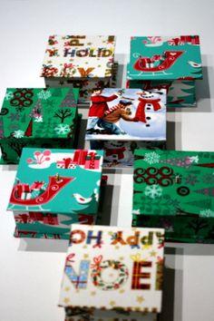 inspiration mini boxes