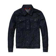 SIMWOOD jacket men 2017 New Autumn Winter denim jacket men fashion jeans jacket casual outerwear Coats Brand Clothing NJ6523