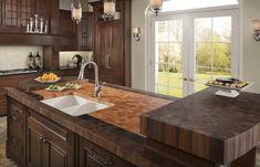 Unique Kitchen Counter-top Design