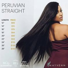 Quality virgin human hair & extensions trusted & recommended by stylists, and backed by the only return policy in the industry. Try Mayvenn hair today! Weave Hairstyles, Straight Hairstyles, Cool Hairstyles, Self Tanning Spray, Virgin Hair Extensions, Weave Extensions, Salon Style, Beauty Supply, Hair Today