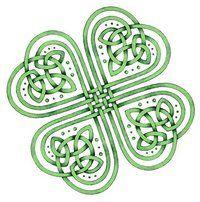 200px-Celtic_shamrock