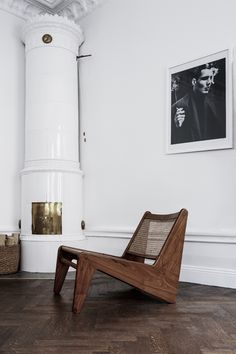 Galerie Maison Première is a gallery specialized in Pierre Jeanneret's original and most iconic pieces from the collaboration with his cousin and long time collaborator Le Corbusier in Chandigarh, India during the 1950's.