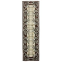 Mohawk Home American Rug Craftsmen Madison Pine Cone Rug
