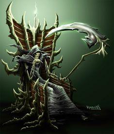 Grim Reaper - Chris Clark