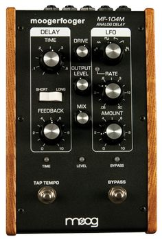 Moog MF-104M Analog Delay Pedal Review - Premier Guitar