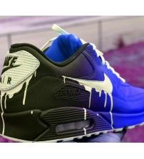 the latest 0e180 90f7f Deals Nike Air Max 90 Candy Drip Gradient Royal Black Trainer & Shoes from  UK online store, any order of your selected will enjoy great discount!