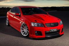 A killer VE SS that's low, but certainly not slow. Whichcar is the new home of Street Machine magazine. Australian Muscle Cars, Aussie Muscle Cars, Chevy Ss Sedan, Holden Caprice, Holden Muscle Cars, Pontiac G8, Chevy Impala Ss, Big Girl Toys, Chevrolet Ss
