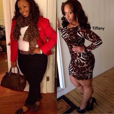 Update:  We shared Tiffany's journey back in January of this year. At that time she'd lost 30 pounds.  Now, she's happy to share with us that with healthy eating and exercise she's lost an additional 30 pounds, for a total of 70 pounds.