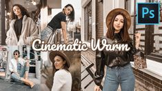 In this color grading photoshop tutorial, learn how to make cinematic warm color grading effect in photoshop. I will show you how to edit moody portrait cine. Photoshop Youtube, Photoshop Presets, Photoshop Photos, Photoshop Tutorial, Teal Colors, Warm Colors, Orange Color, Change Background, Blurred Background