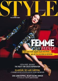 Cover of Style Magazine