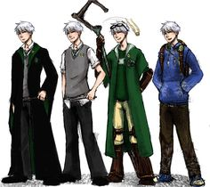 I think Jack is a slytherin and a seeker. I don't think anyone disagrees, but just in case- I am happy do debate it