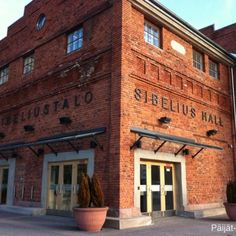 Photo  Sibeliustalo / Sibelius Hall  (Lahti) by Harri