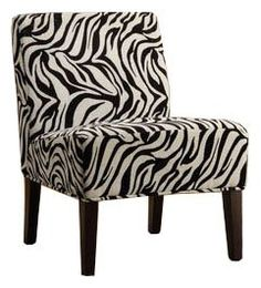 Homelegance Lifestyle Armless Lounge Chair more: http://foter.com/zebra-chairs/